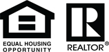 Equal Housing Opportunity & REALTOR logos