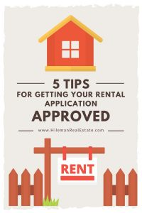5 Tips for Getting Your Rental Application Approved logo